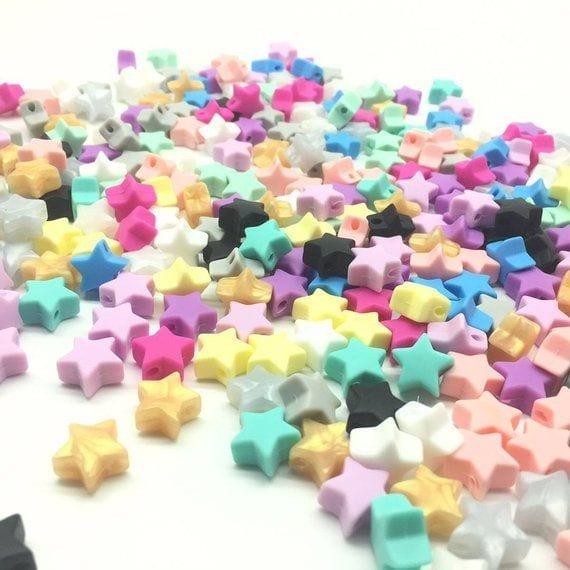 silikon stjerner