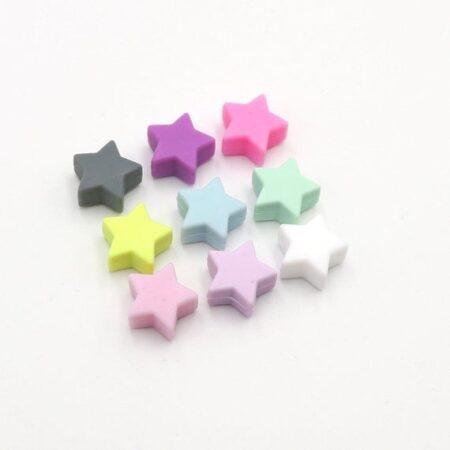 stjerner silikonperler 1